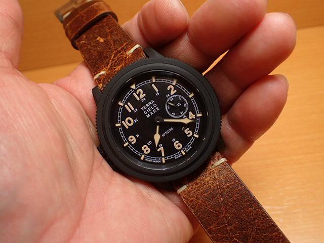 テッラ チエロ マーレ 腕時計 TERRA CIELO MARE ZERO-SEN ゼロセン 2015 BASEL MODEL 自動巻き Ref.TC7010ZSN3PA 世界限定88本
