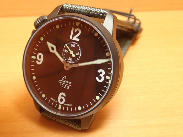 ラコ 腕時計 Laco 861909 SPIRIT OF SAINT LOUIS スピリットオブセントルイス オートマチック(自動巻き式) 42mm優美堂のLaco ラコ腕時計はメーカー保証2年つきの正規販売店商品です。