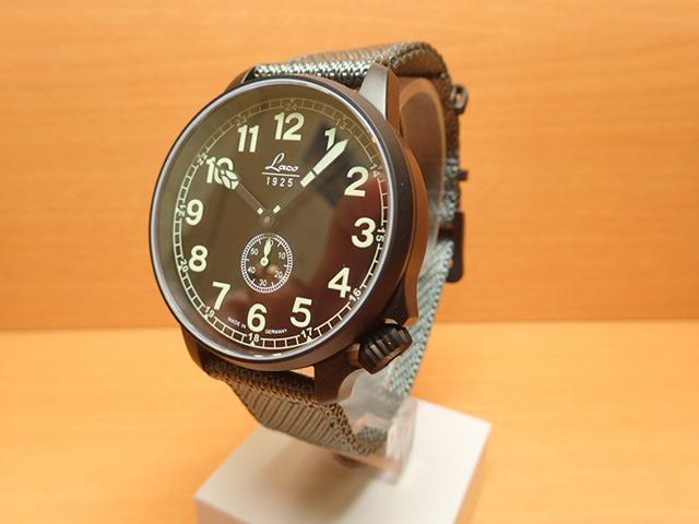 JU52 42mm優美堂のLaco ラコ腕時計はメーカー保証2年つきの正規販売店商品です。 オートマチック(自動巻き式) ラコ 腕時計 861908 Laco ユー52