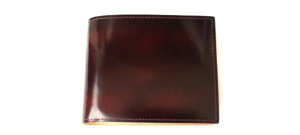GREDEER アドバン 二折財布(小銭入付) GCKA002E-Z ワイン