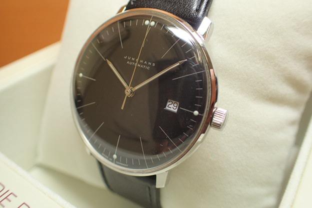 ユンハンス マックスビル バイユンハンス 腕時計 MAX BILL BY JUNGHANS Automatic 38mm マックスビル オートマチック 027 4701 00 正規商品