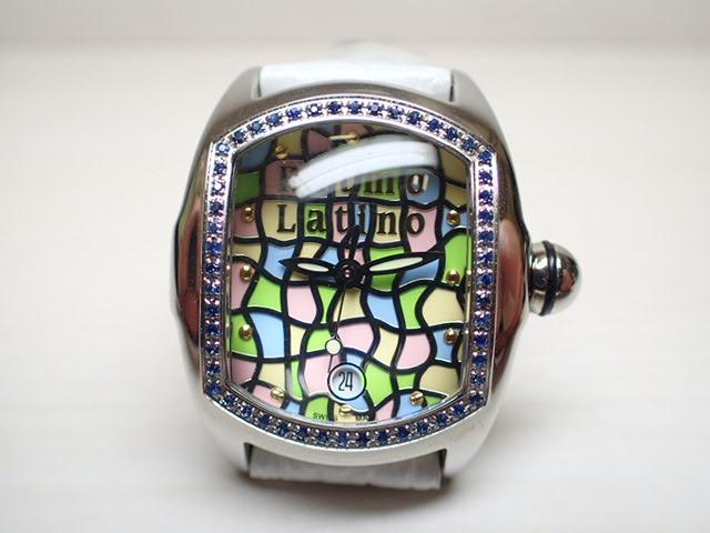リトモラティーノ 腕時計 レディース ソーレ フアドラシリーズ ブルーサファイア セッティング 世界限定品優美堂はリトモラティーノ腕時計の正規販売店です