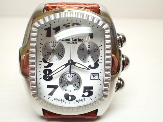 リトモラティーノ Ritmo Latino 腕時計 クラシコ・CLASSICO QCAL20SS 外径42x45mm メンズサイズ 【正規輸入品】優美堂はリトモラティーノ腕時計の正規販売店です