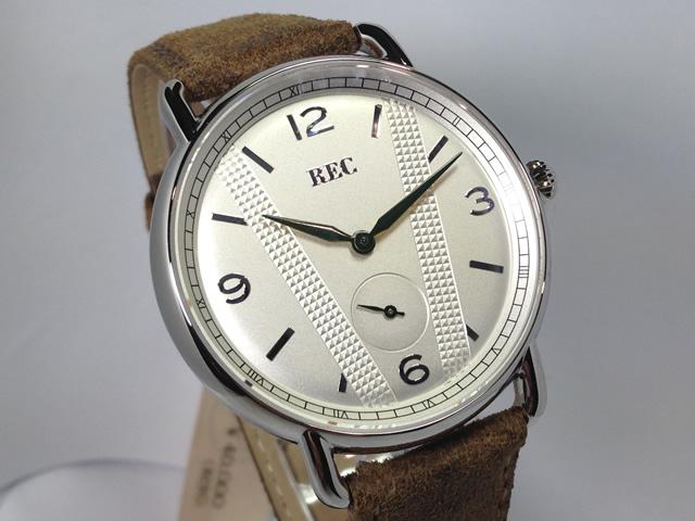 イギリスの名車 Mini Cooper ミニ クーパー の車体が文字盤になった The Cooper 42mm 腕時計 REC-C-C2 REC WATCHES優美堂はREC腕時計の正規販売店です