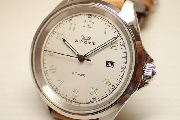 グライシン 腕時計 GLYCINE コンバット7 オートマティック 42mm 3898.14T.P.LB7BH メンズ 【正規輸入品】グライシン GLYCINEはメーカー保証2年付の正規代理店商品になります。