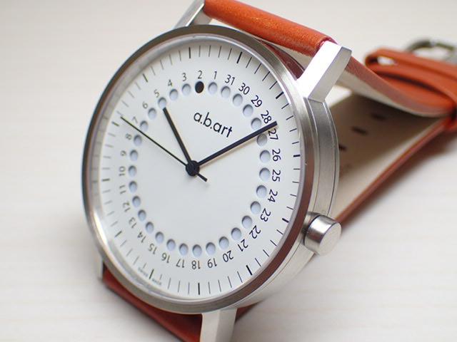 エービーアート 腕時計 a.b.art series O O-101W ブラウン メンズ 【正規輸入品】