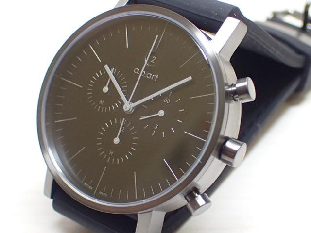エービーアート 腕時計 a.b.art series OC OC-202 ラバー メンズ 【正規輸入品】