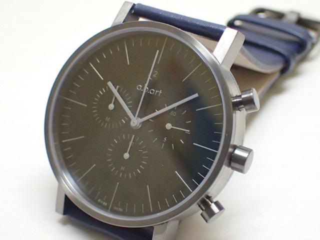 エービーアート 腕時計 a.b.art series OC OC-202 ブルー メンズ 【正規輸入品】