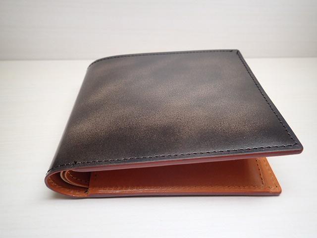 GREDEER アドバン 二折財布(小銭入付) GCKA002B-Z ブラウン