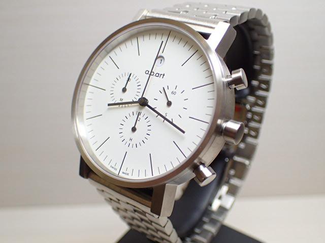 エービーアート 腕時計 a.b.art series OC OC-101 メタルバンド メンズ 【正規輸入品】