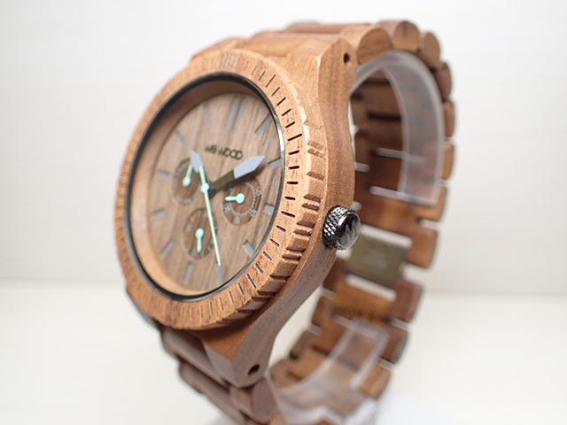 ウィーウッド WEWOOD 腕時計 ウッド/木製 KAPPA NUT 9818030 メンズ 【正規輸入品】