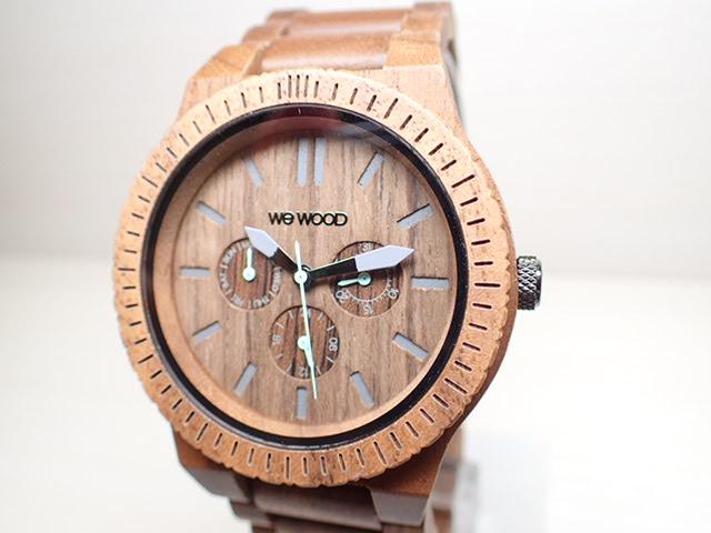 ウィーウッド WEWOOD 腕時計 ウッド/木製 KAPPA NUT 9818030 メンズ 正規輸入品