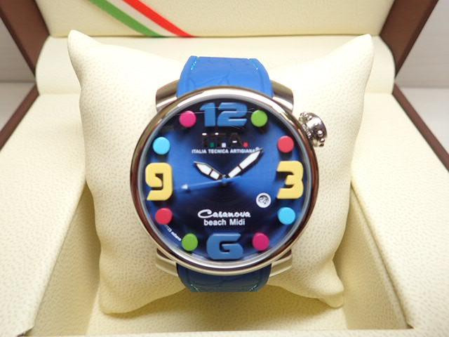 I.T.A アイティーエー 腕時計 カサノバ・ビーチ ミディ 正規商品 Ref.19.03.08優美堂のI.T.A 腕時計はメーカー保証2年の正規商品です