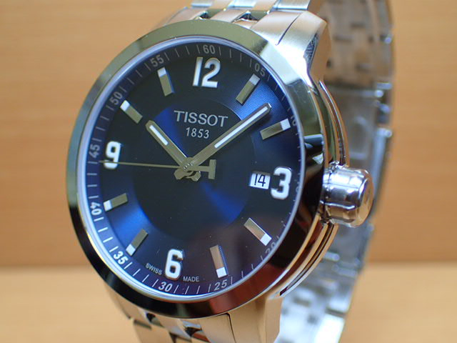 Tissot TISSOT watch PRC200 GENT T055.410.11.047.00 men's regular imports, 2012 new
