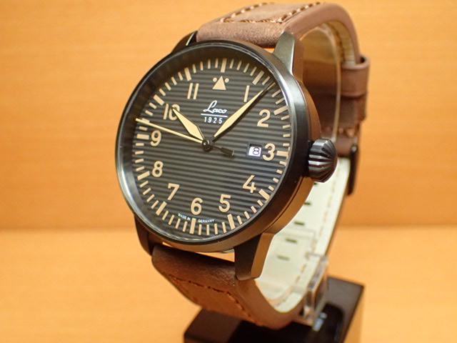 ラコ 腕時計 Laco 861973 ザンクト・ガレン クォーツ(電池式) 42mm St.Gsllen優美堂のLaco ラコ腕時計はメーカー保証2年つきの正規販売店商品です