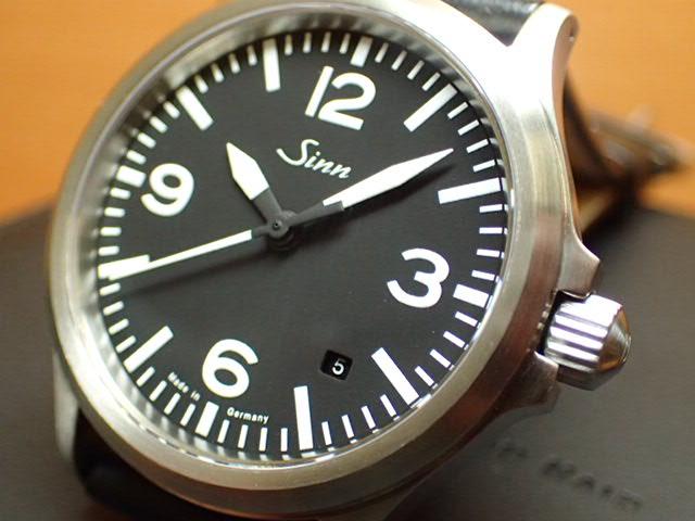 ジン 腕時計 SINN 556 A 分割払いもOKです