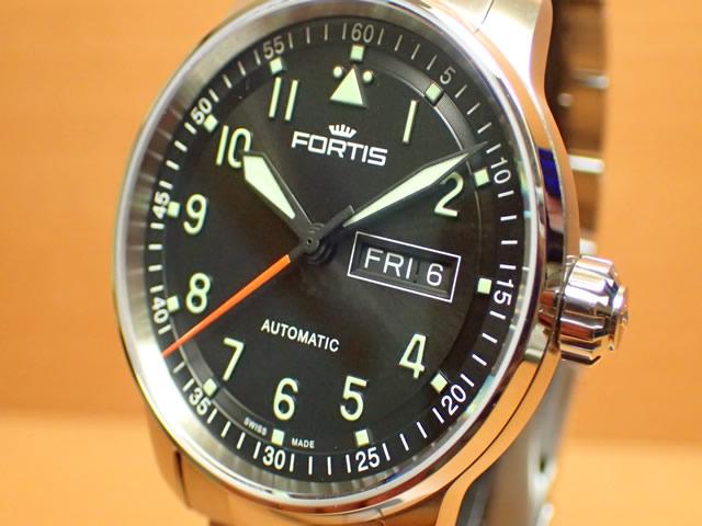 フォルティス 腕時計 FORTIS Flieger Pro フリーガー プロ Ref.704.21.11M 分割払いOKです