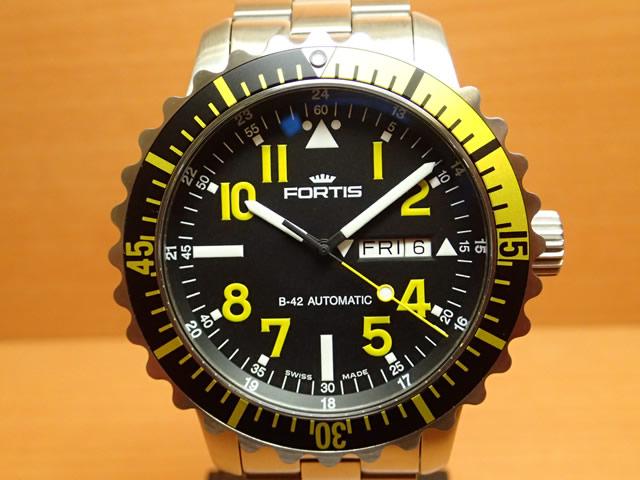 フォルティス 腕時計 FORTIS Marinemaster マリンマスター 42mm Ref.670.24.14M 分割払いOKです