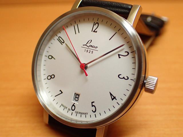 ラコ Laco 862071 Halle ハレ 38mm 自動巻き優美堂のLaco ラコ腕時計はメーカー保証2年つきの正規販売店商品です。