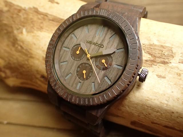 ウィーウッド WEWOOD 腕時計 ウッド/木製 KAPPA CHOCOLATE 9818028 メンズ 【正規輸入品】