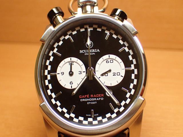 CT スクーデリア CT SCUDERIA 腕時計 CS20118 メンズ 【正規輸入品】CTスクーデリアはメーカー保証2年付の正規代理店商品になります。 優美堂 分割払いできます!