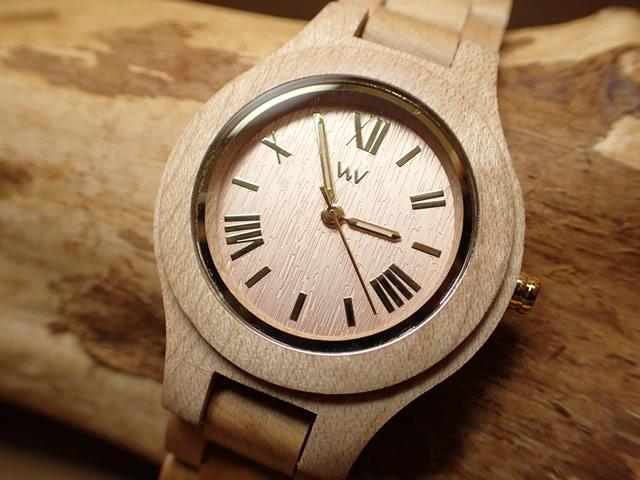 木の腕時計 ウィーウッド WEWOOD 腕時計 ウッド/木製 ANTEA BEIGE 9818127 レディース 【正規輸入品】