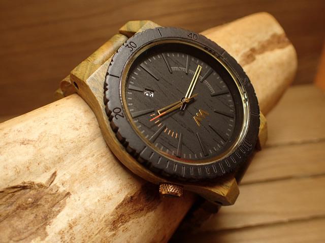 ウィーウッド WEWOOD 腕時計 ウッド/木製 ASSUNT ARMY 9818114 メンズ 【正規輸入品】
