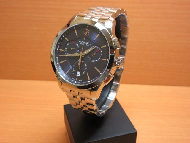 VICTORINOX ビクトリノックス 腕時計 ALLIANCE CHRONOGRAPH アライアンス クロノグラフ 241746 【正規輸入品】