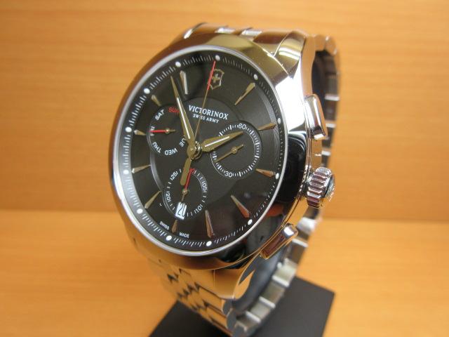 VICTORINOX ビクトリノックス 腕時計 ALLIANCE CHRONOGRAPH アライアンス クロノグラフ 241745 【正規輸入品】