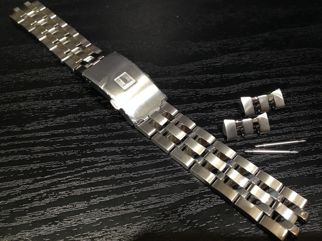 Tissot PRC200 genuine watch stainless steel watch band watch belt for 19 mm