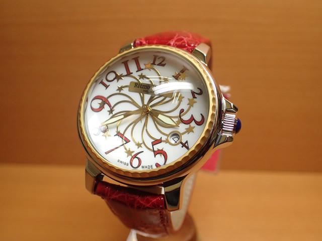 リトモラティーノ 腕時計 レディース 33mm D3EB88GS 【送料代引き手数料無料!】優美堂はリトモラティーノの正規販売店です。