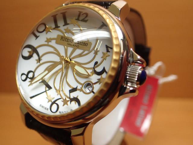 リトモラティーノ 腕時計 レディース 33mm D3EB20GS 【送料代引き手数料無料!】優美堂はリトモラティーノ腕時計の正規販売店です。