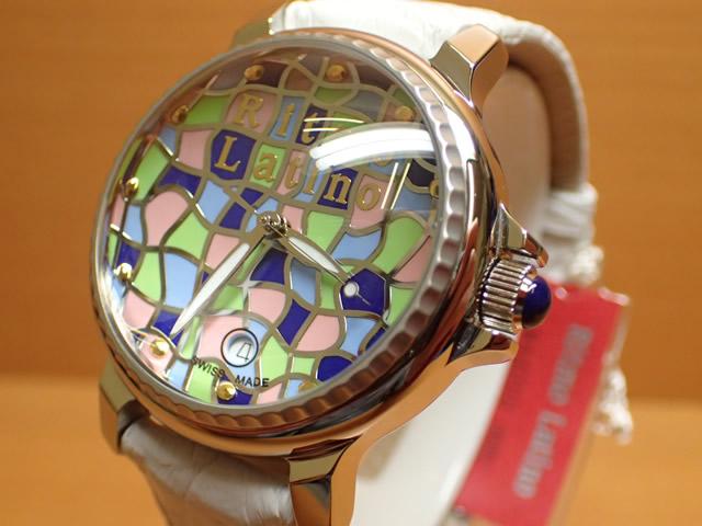 リトモラティーノ 腕時計 モザイコ・MOSAICO シリーズ D3ML99SS メンズサイズ【送料無料】優美堂はリトモラティーノの正規販売店です。