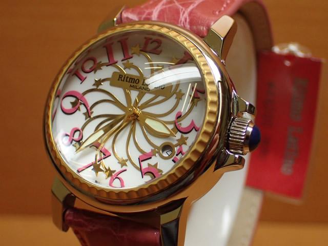 リトモラティーノ腕時計 ステラ レディース 33mm D3EB87GS 送料代引き手数料無料優美堂はリトモラティーノの正規販売店です。