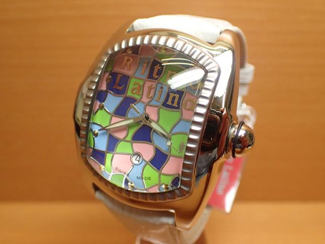 リトモラティーノ 腕時計 モザイコ・MOSAICO シリーズ Q3ML99SS メンズサイズ【送料無料】優美堂はリトモラティーノの正規販売店です。