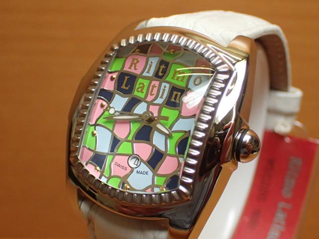 リトモラティーノ 腕時計 モザイコ・MOSAICO シリーズ Q3MB99SS レディースサイズ【送料無料】優美堂はリトモラティーノの正規販売店です。