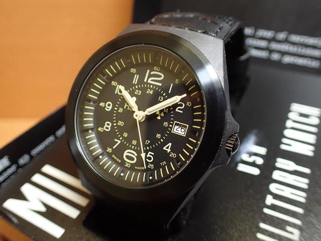 トレーサー腕時計 traser 時計 TYPE3 Pilot Black P5900.516.K3.11 メンズ 【正規輸入品】優美堂の【トレーサー 腕時計】は、国内2年保証のついた日本正規品です。