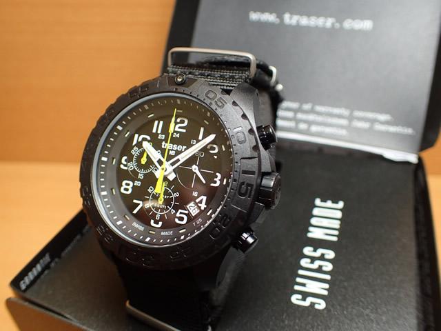 トレーサー腕時計 traser Outdoor Pioneer Chronograph ( アウトドア パイオニア クロノグラフ ) メンズ 正規輸入品優美堂のトレーサー 腕時計は、国内2年保証のついた日本正規品です。