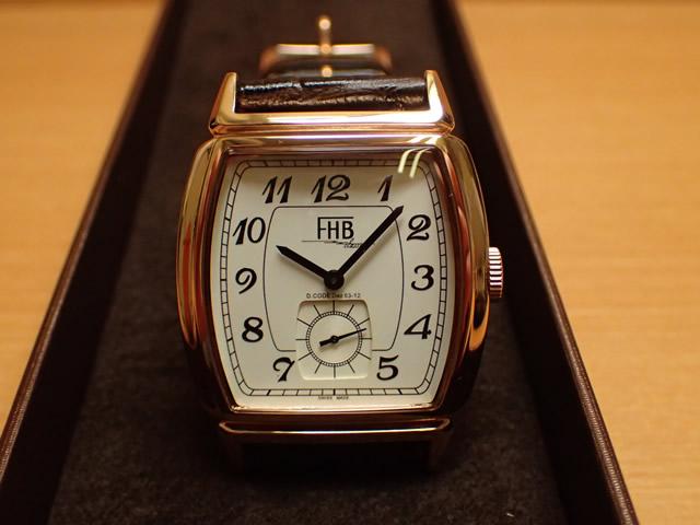FHB エフエイチビー 腕時計 Liamシリーズ LIAM Series F903-RW 【正規輸入品】「ヴィンテージベーシック」由緒ある腕時計の基本形。FHBはフェリックス・フーバーの名を冠にして始まった腕時計ブランド。