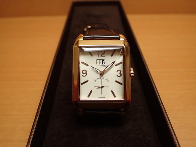 FHB エフエイチビー 腕時計 Liamシリーズ LIAM Series F902-RW 【正規輸入品】「ヴィンテージベーシック」由緒ある腕時計の基本形。FHBはフェリックス・フーバーの名を冠にして始まった腕時計ブランド。