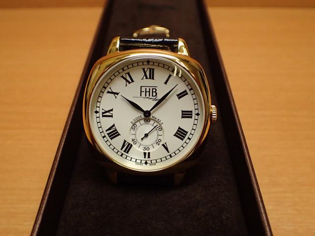 FHB エフエイチビー 腕時計 Liamシリーズ LIAM Series F901-YWR 【正規輸入品】「ヴィンテージベーシック」由緒ある腕時計の基本形。FHBはフェリックス・フーバーの名を冠にして始まった腕時計ブランド。
