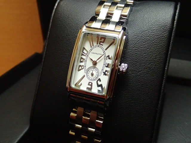 ハミルトン 腕時計 HAMILTON ARDMORE アードモア レディース H11211053 【送料無料】