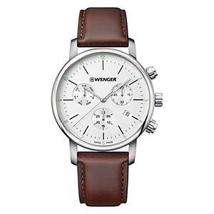 WENGER (ウェンガー) 腕時計 Urban Classic Chrono 01.1743.102 復活e優美堂のウェンガーは安心のメーカー保証3年付き日本正規商品です。