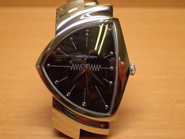 ハミルトン ベンチュラ 【 限定 ★ プレゼントつき 】 メンズ 腕時計 HAMILTON Ventura H24411732 優美堂 分割いもOKできますよ。【送料無料】