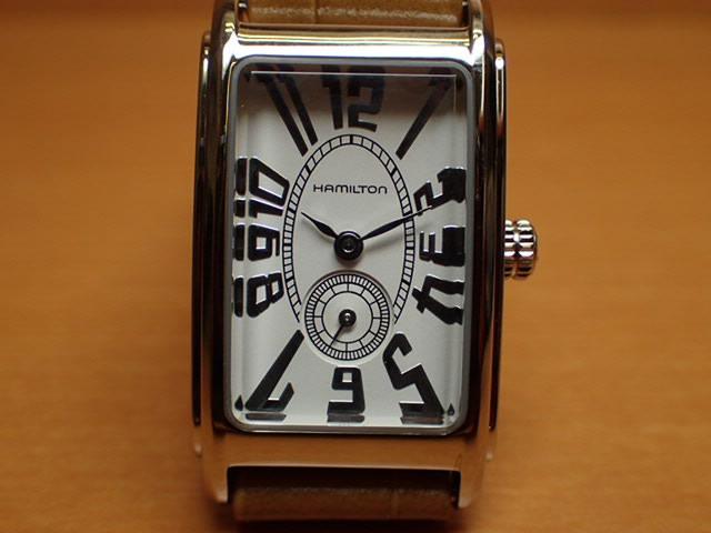 ハミルトン HAMILTON 腕時計 AMERICAN CLASSIC VINTAGE ARDMORE H11211553 レディース 【送料無料】【正規輸入品】