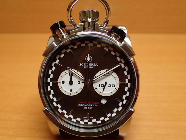 CT スクーデリア CT SCUDERIA 腕時計 CS20122 メンズ 【正規輸入品】CTスクーデリアはメーカー保証2年付の正規代理店商品になります。 優美堂 分割払いできます!