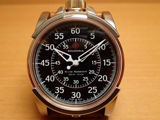 CT スクーデリア CT SCUDERIA 腕時計 CS10209N 自動巻き オートマチック メンズ 【正規輸入品】CTスクーデリアはメーカー保証2年付の正規代理店商品になります。 優美堂 分割払いできます!
