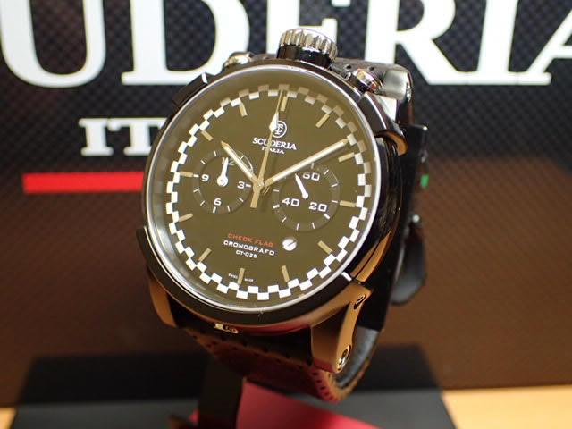 CT スクーデリア CT SCUDERIA 腕時計 CS10135 メンズ 【正規輸入品】CTスクーデリアはメーカー保証2年付の正規代理店商品になります。 優美堂 分割払いできます!
