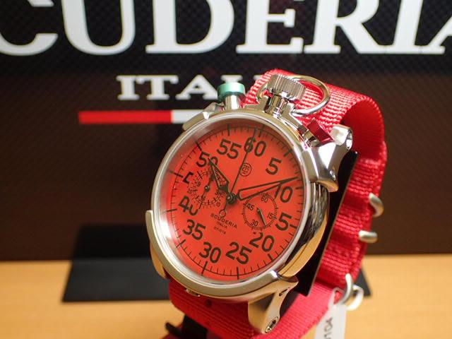 CT スクーデリア CT SCUDERIA 腕時計 CS20104 メンズ 【正規輸入品】CTスクーデリアはメーカー保証2年付の正規代理店商品になります。 優美堂 分割払いできます!
