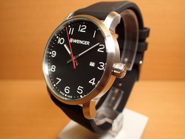 WENGER (ウェンガー) 腕時計 Avenue 01.1641.101 復活e優美堂のウェンガーは安心のメーカー保証3年付き日本正規商品です。